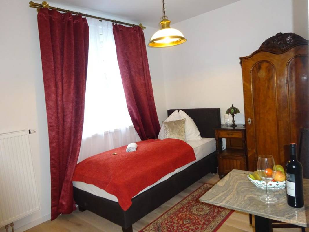 Einzelzimmer, Hotel Widhof