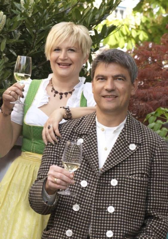 Annemarie und Alexander Heller