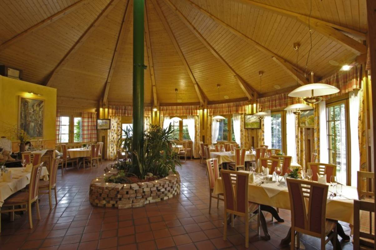 Wintergarten BEST WESTERN Landhotel Wachau