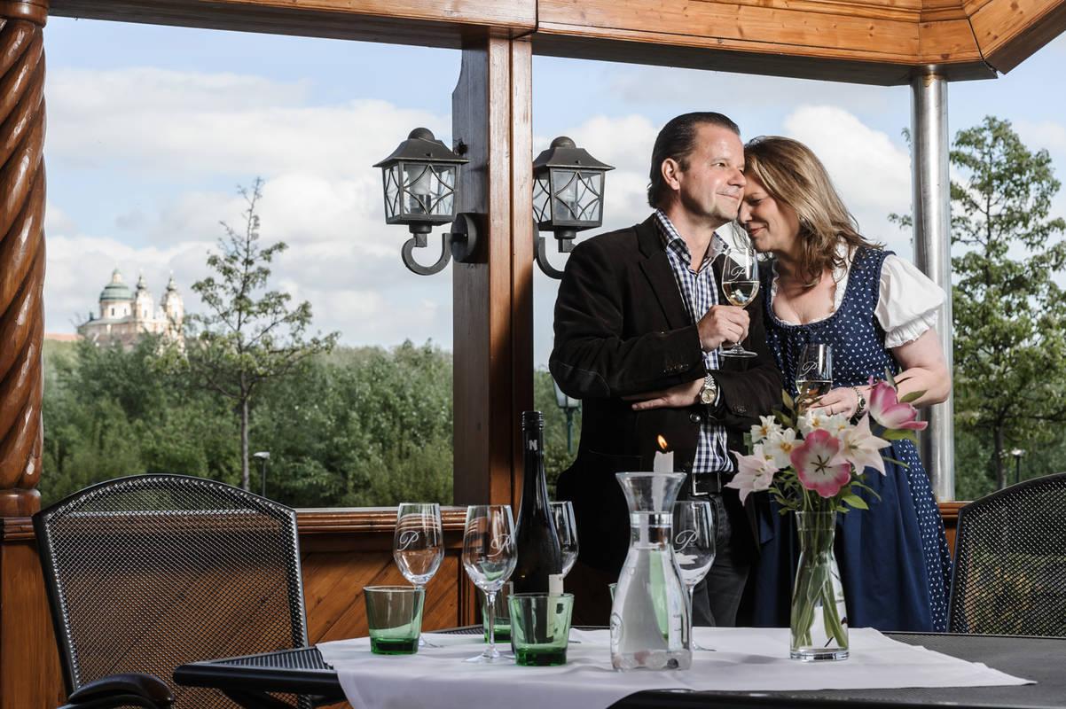 Gartenpavillion BEST WESTERN Landhotel Wachau