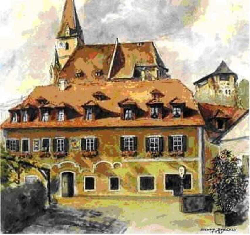 Haupthaus Kirchenwirt