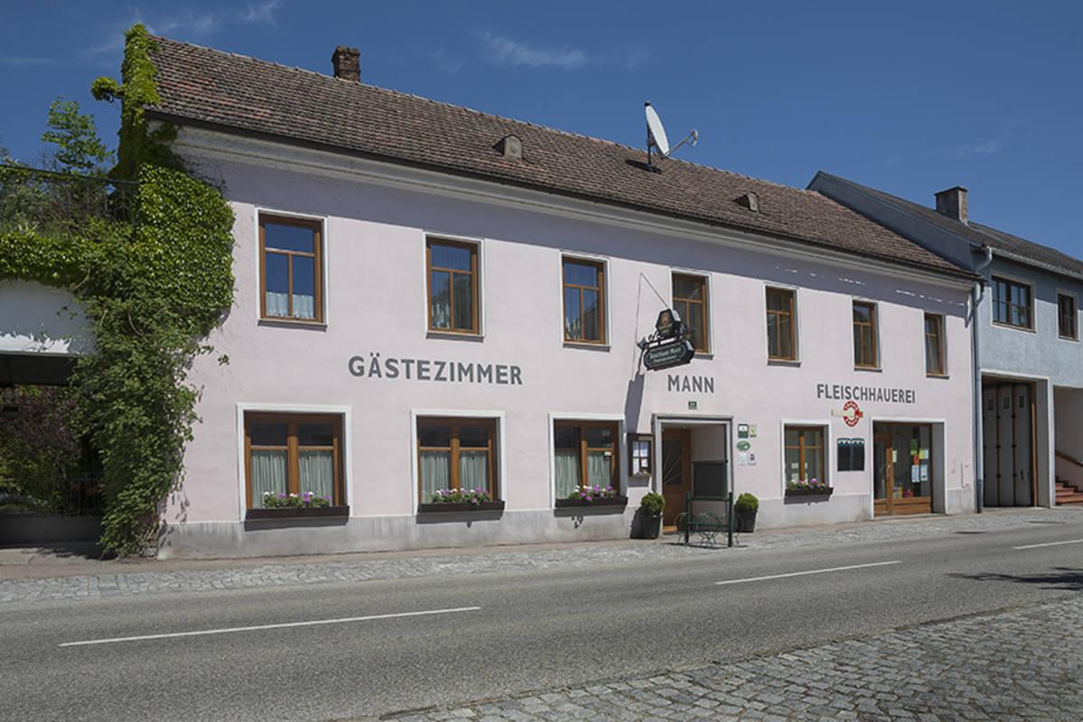 Landgasthof Mann Königsbrunn