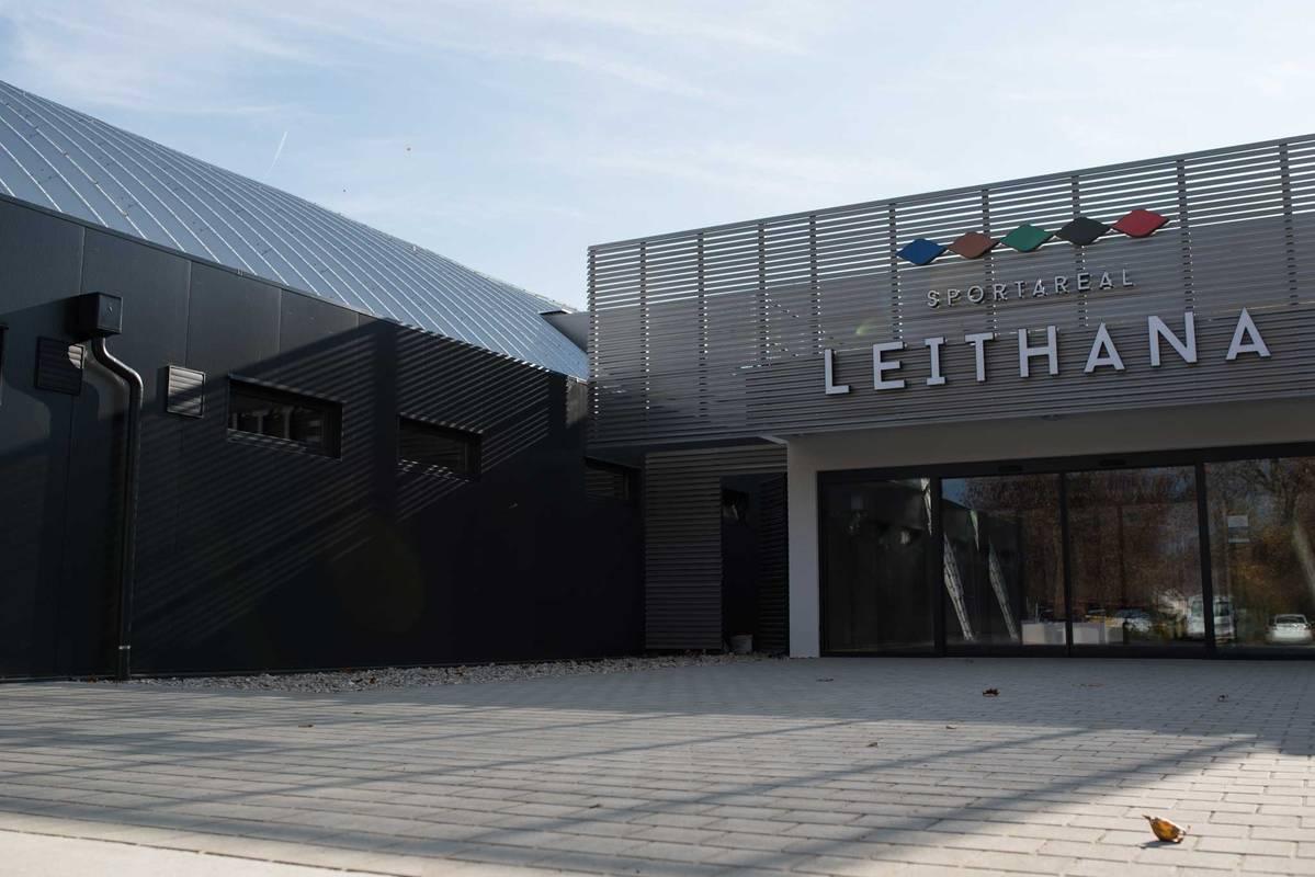 Sportareal und Lifestyle Hotel Leithana