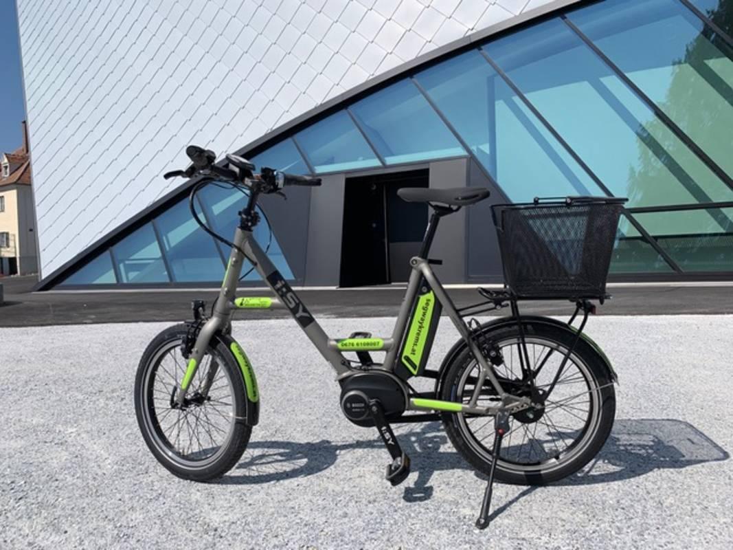 "e-bike ""i:SY"""
