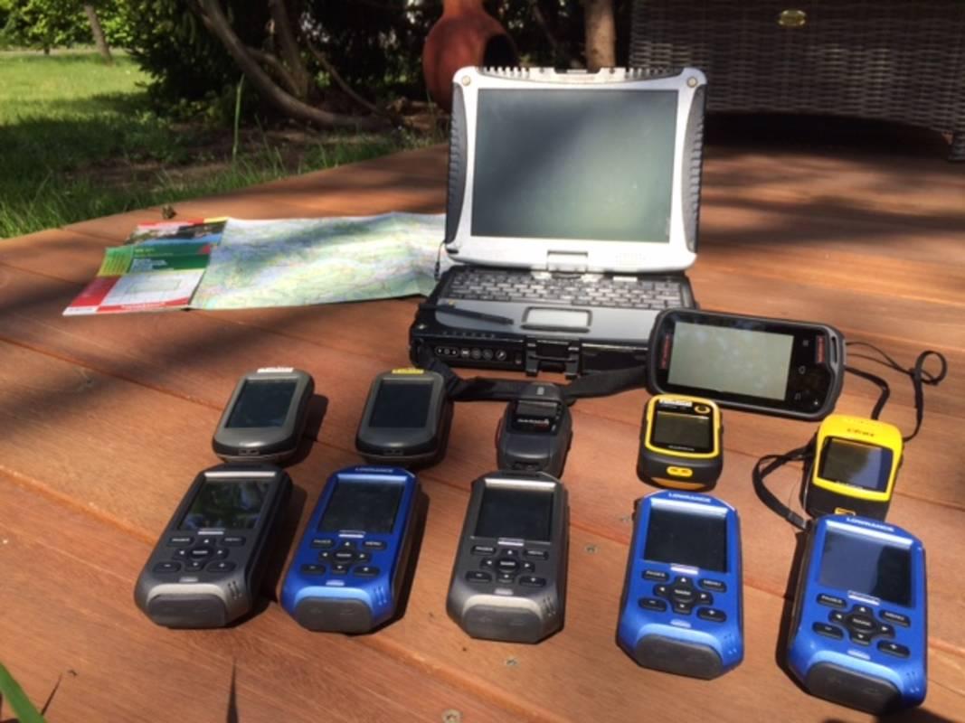 Technische Ausrüstung