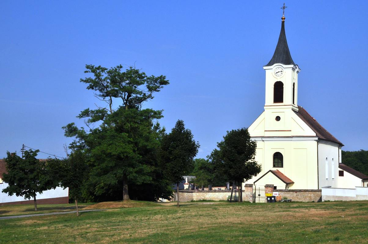 Wallfahrtskirche Hl. Ägydius, Groißenbrunn