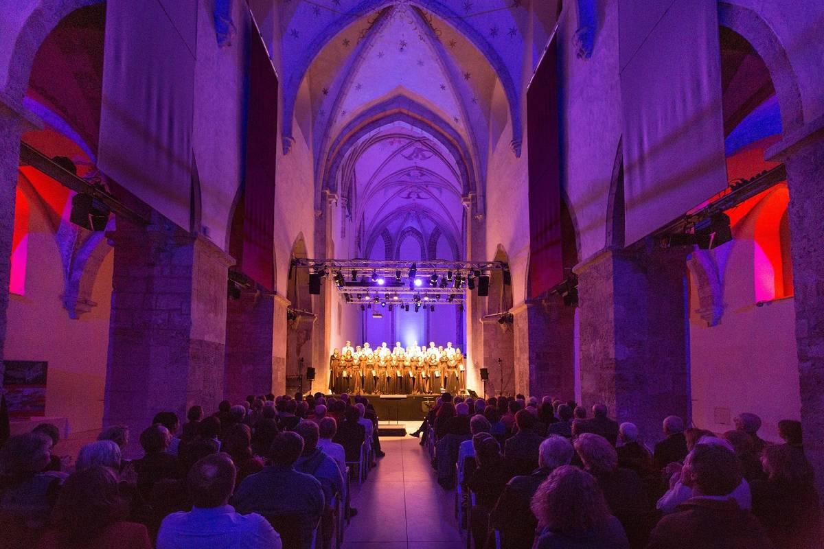 Klangraum Krems Minoritenkirche