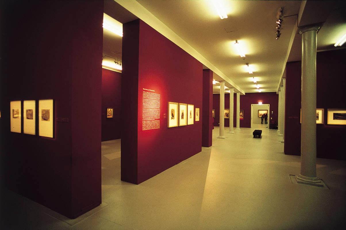 Innenansicht Kunsthalle Krems