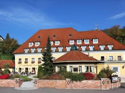 Außenansicht Landhotel Wachau