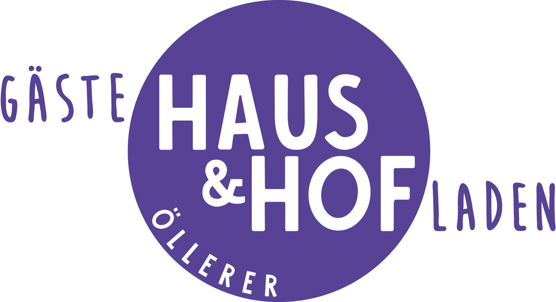 Logo vom GästeHAUS & HOFladen Familie Öllerer