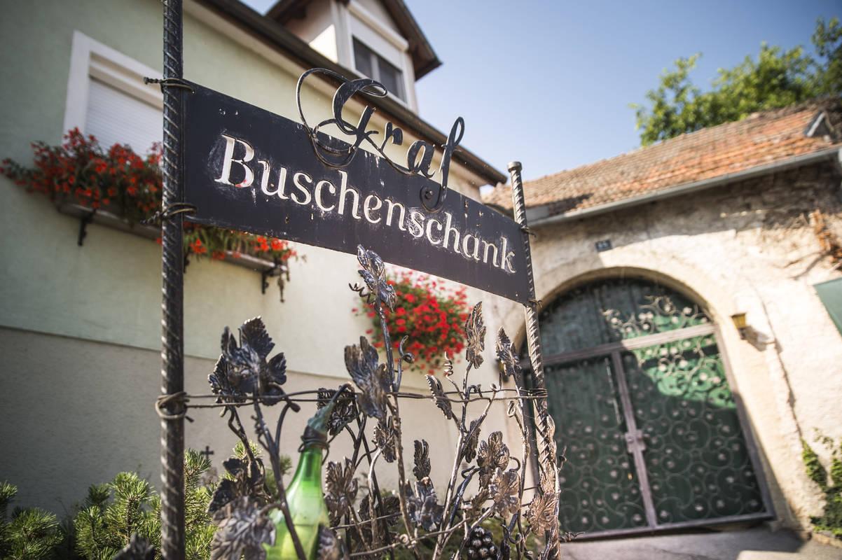 Buschenschank in Mauternbach