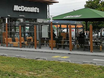 McDonald's Horn