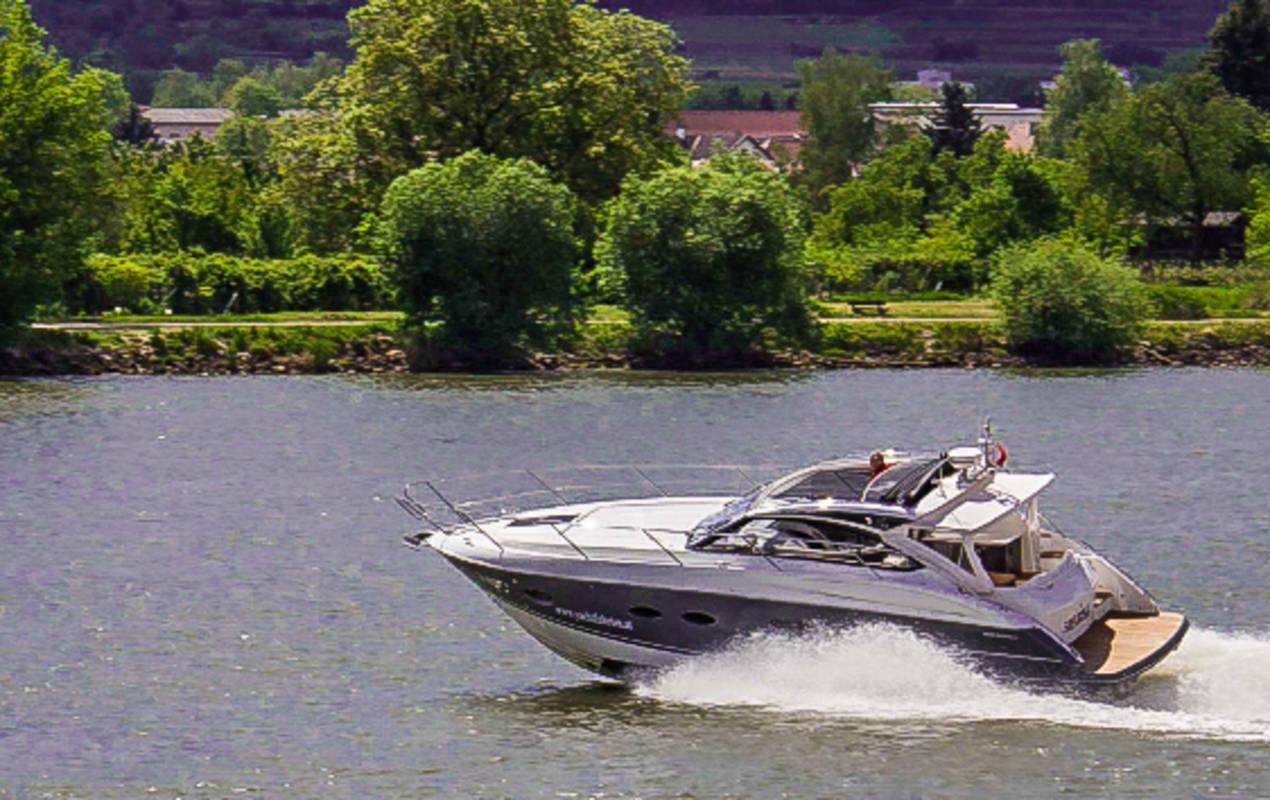 Motoryacht Wachau © Engelbert Maurer