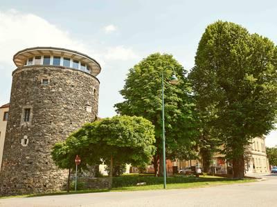 Stadtmuseum im Welserturm Poechlarn