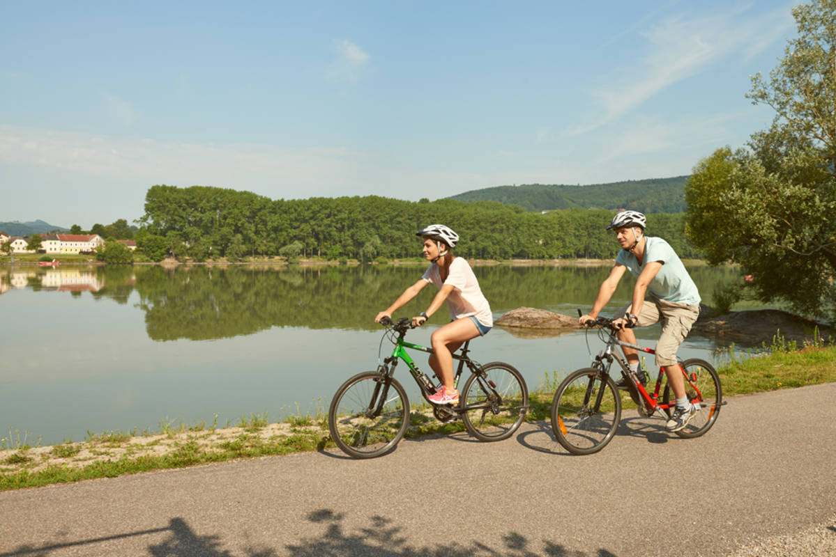 Radfahren im Nibelungengau