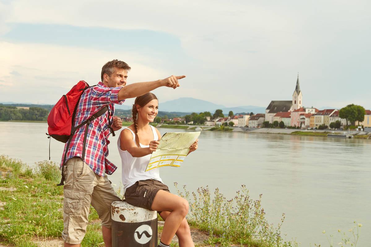 Nibelungengau-Ybbs-Wandern