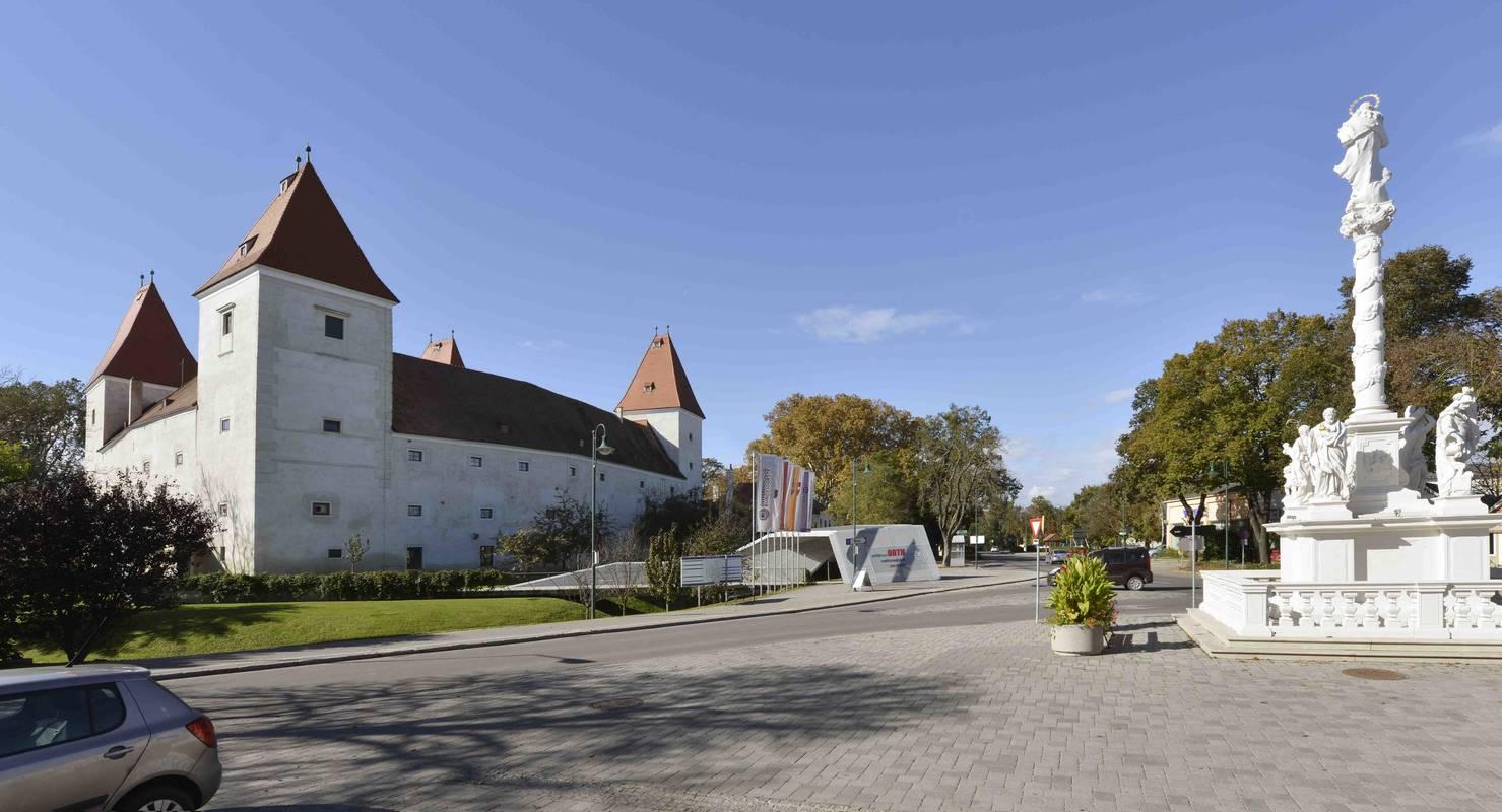 schlossORTH Nationalpark-Zentrum, Orth/Donau, Marchfeld