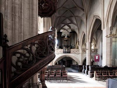 Pfarrkirche St. Nikolaus Krems/Stein