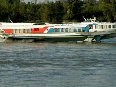 Tragflügelboot © Cityliner