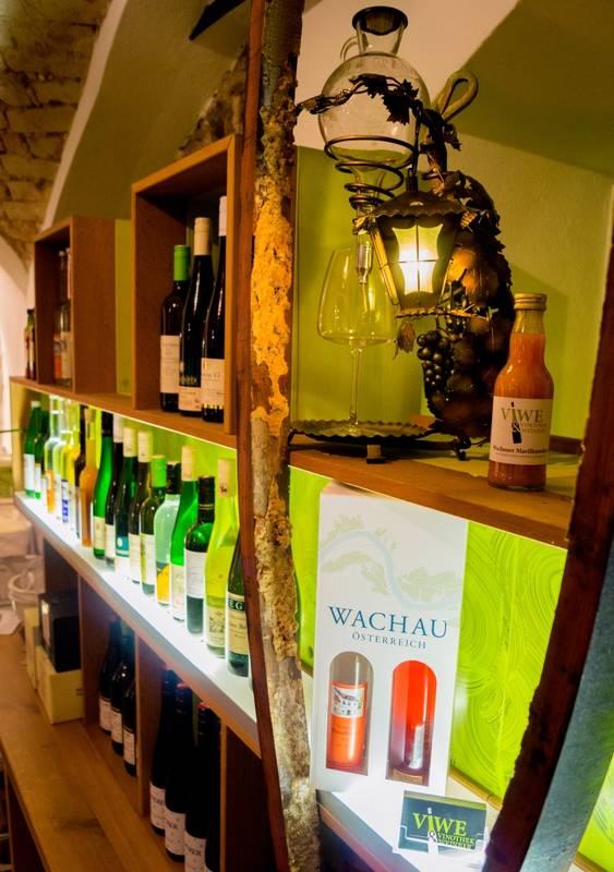 Ansicht Weinbar