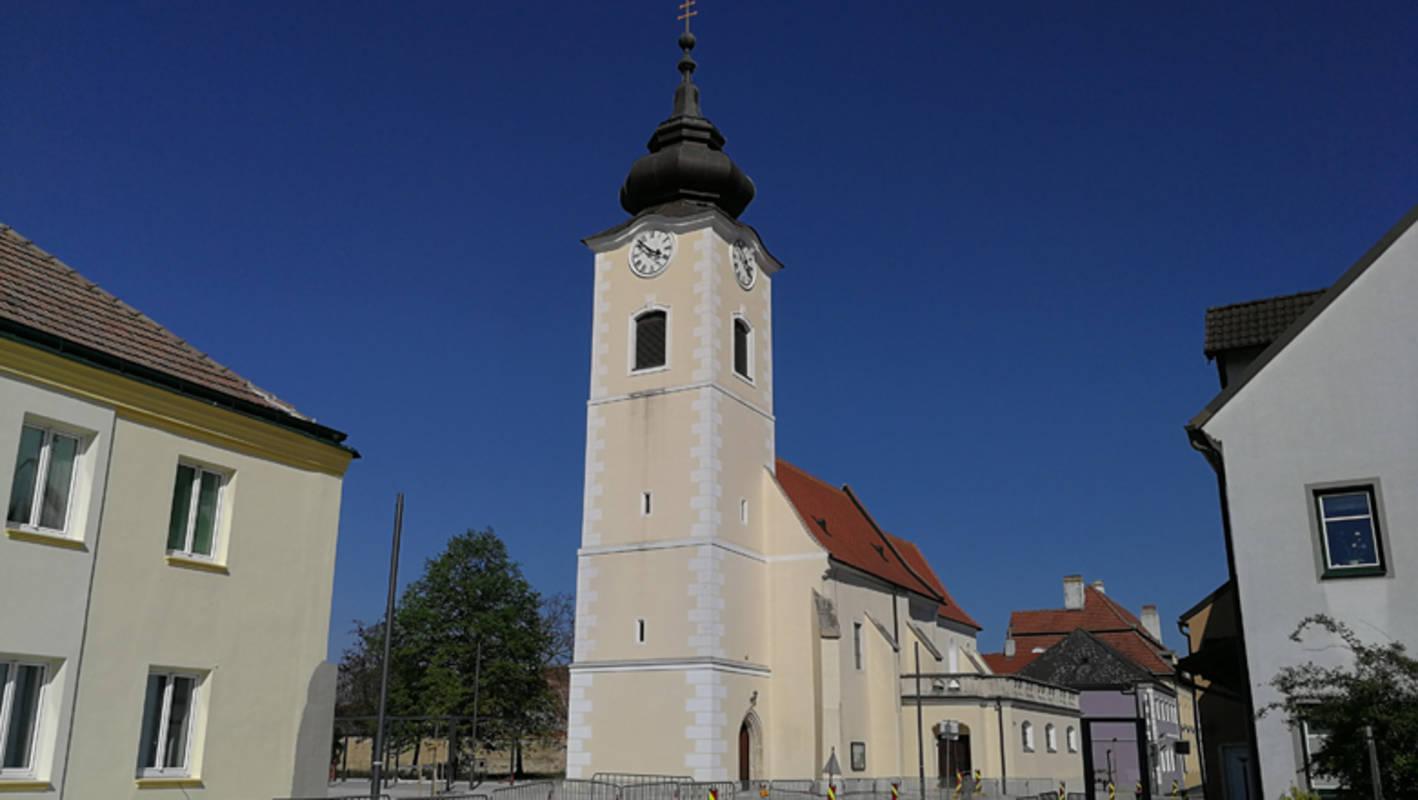 Kirche in Rohrendorf