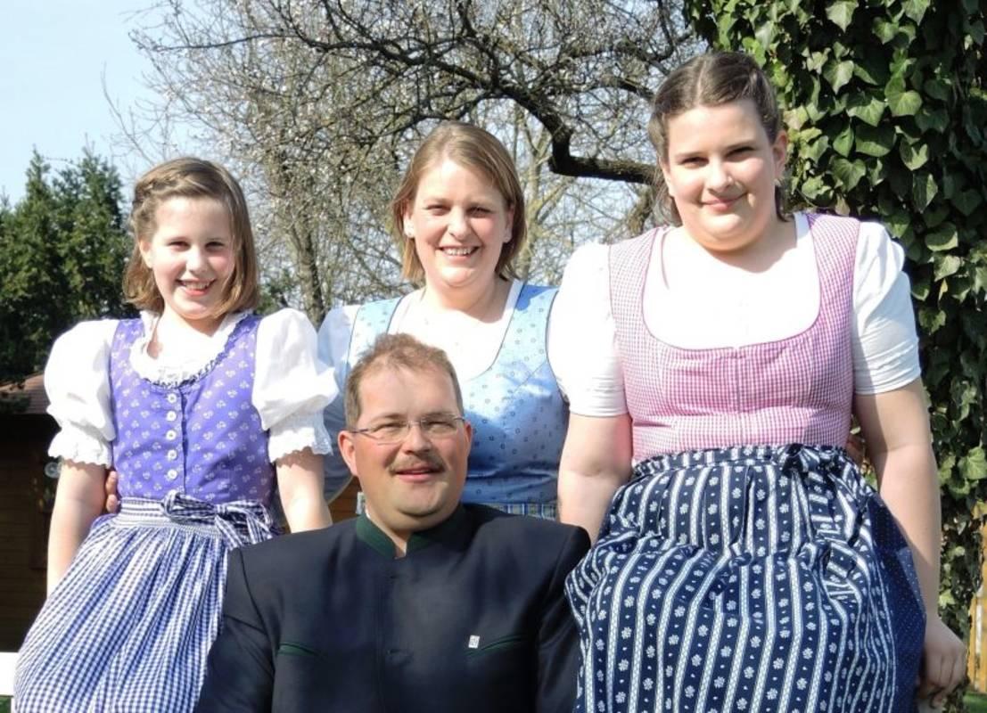 Familie Rohrhofer