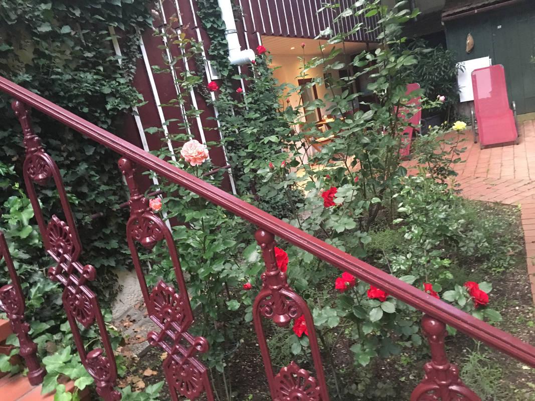 """Romantikgarten Hotel-Restaurant """"Zum goldenen Anker"""" - Dependance"""