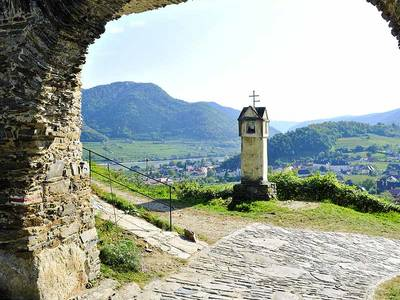 Rotes Tor