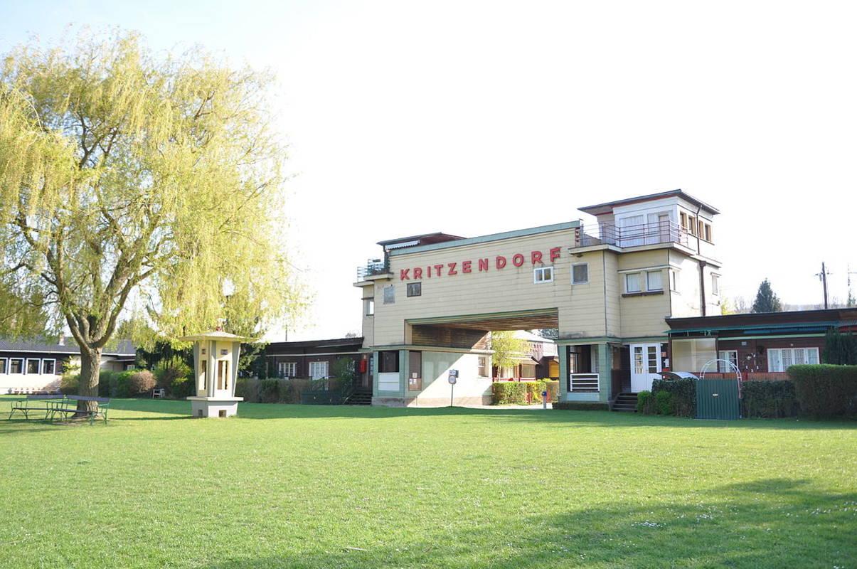 Das Strombad Kritzendorf