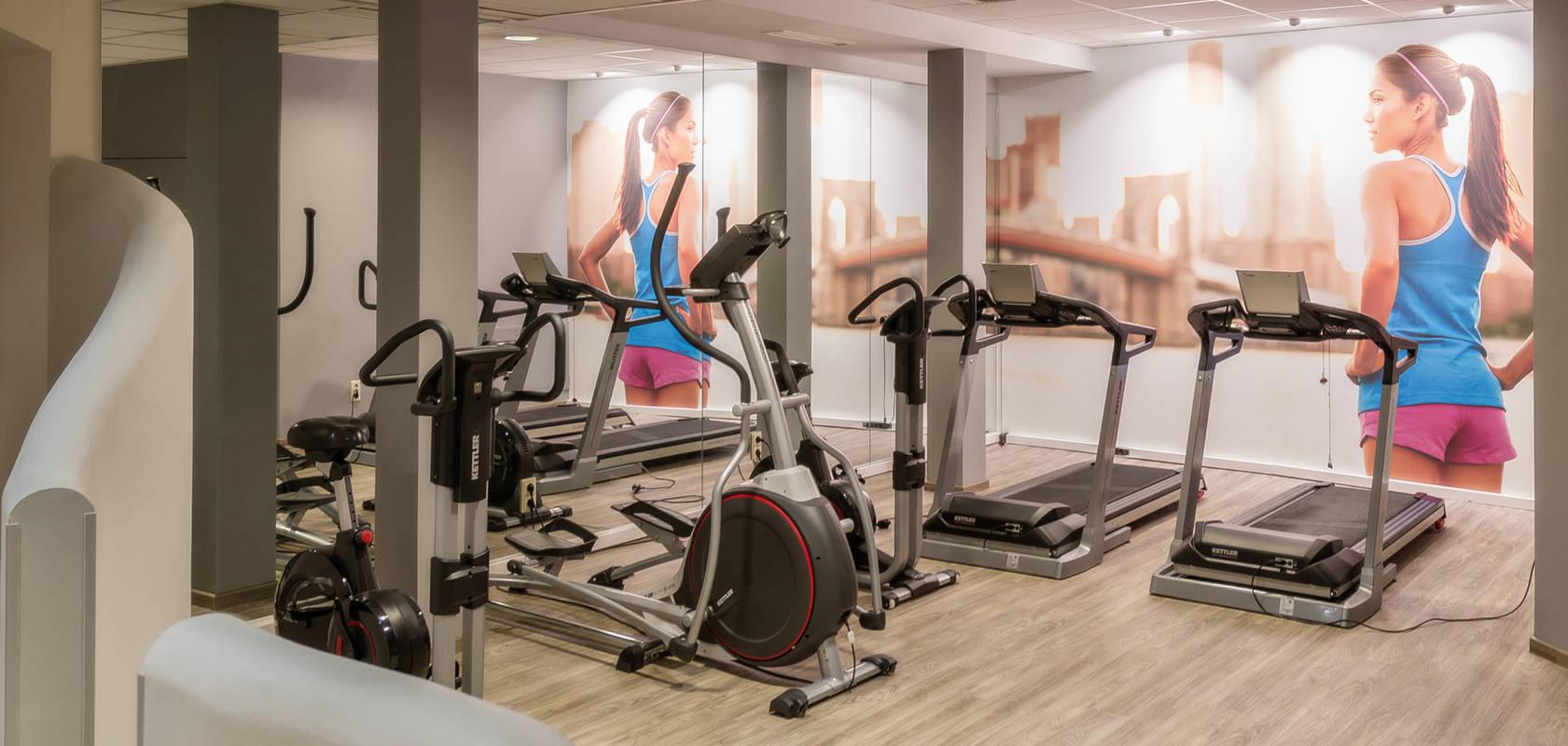 City Hotel Fitnessraum
