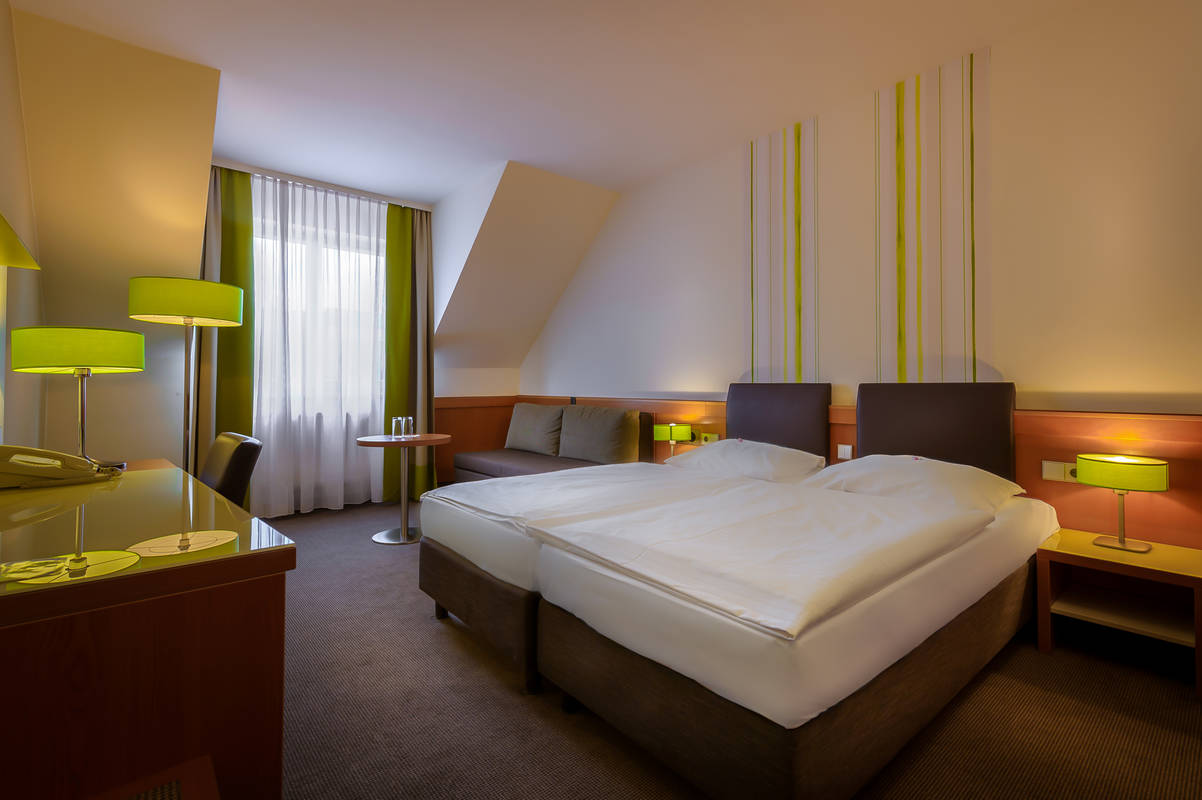 City Hotel Doppelzimmer