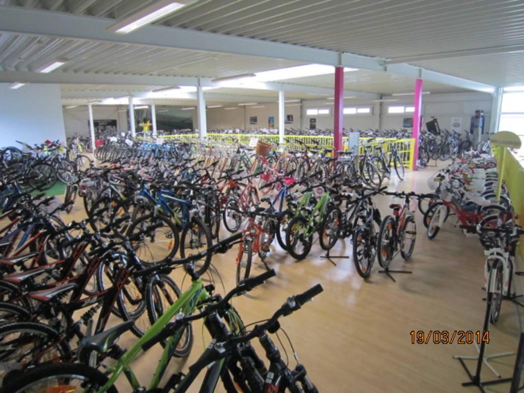Fahrradboutique Pink