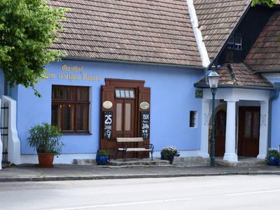 Gaststätte von außen