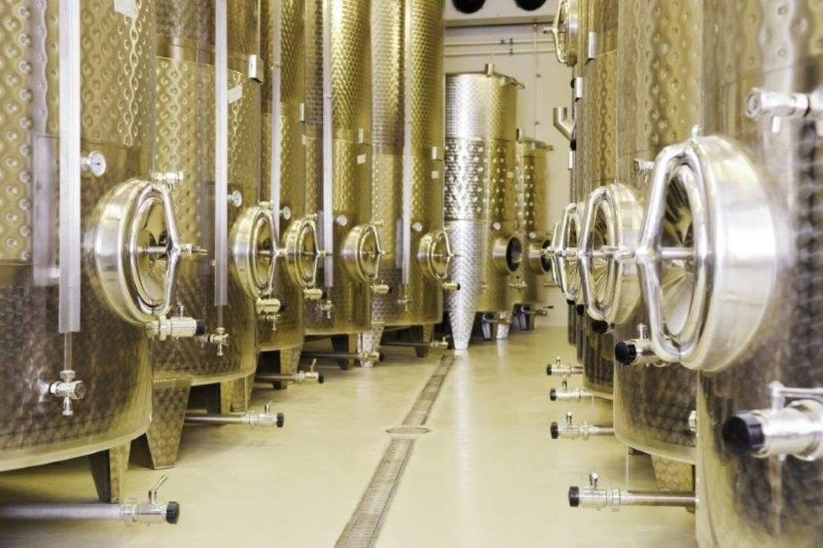 Weinkeller Weingut Haimel