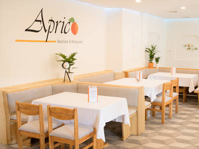 Beachbar & Restaurant Aprico
