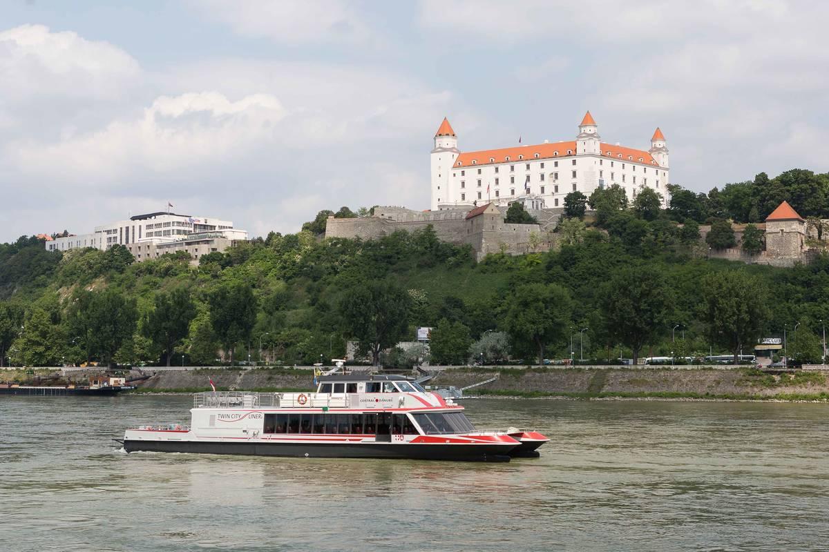 Twin City Liner Bratislava © Twin City Liner, Eva Kelety