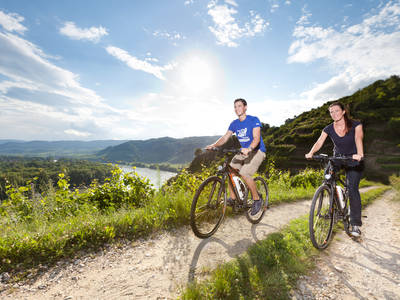 E-Bike-Tour mit fantastischem Ausblick
