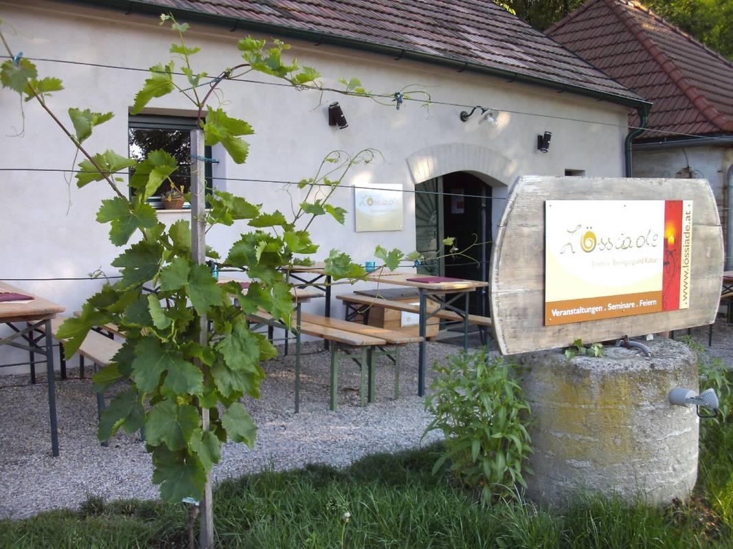 Lössiade Gastgarten