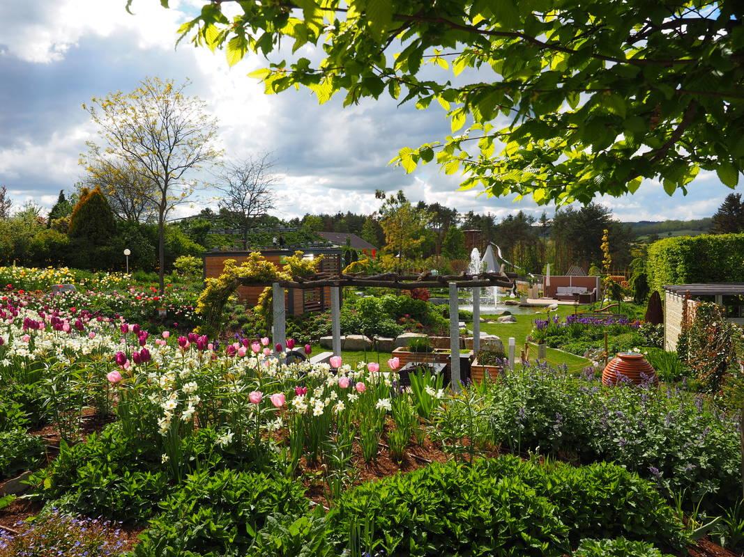 Frühlingserwachen in den Kittenberger Erlebnisgärten