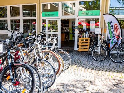 Radshop Raditäten, Bad Deutsch-Altenburg