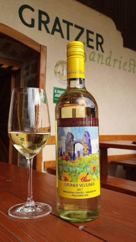 Wein Weinbau Gratzer-Sandriester