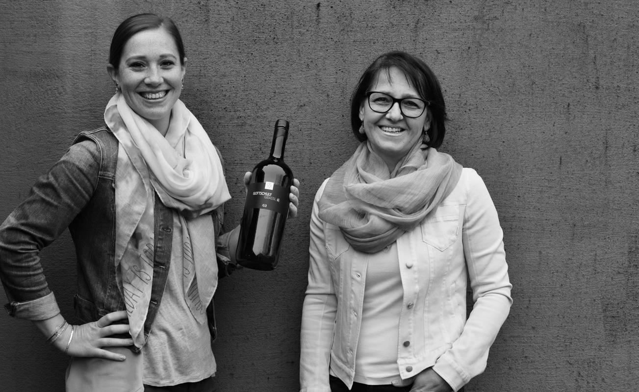 Weingut Gottschuly Grassl, Viktoria und Michaela