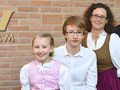 Familie Weinlinger