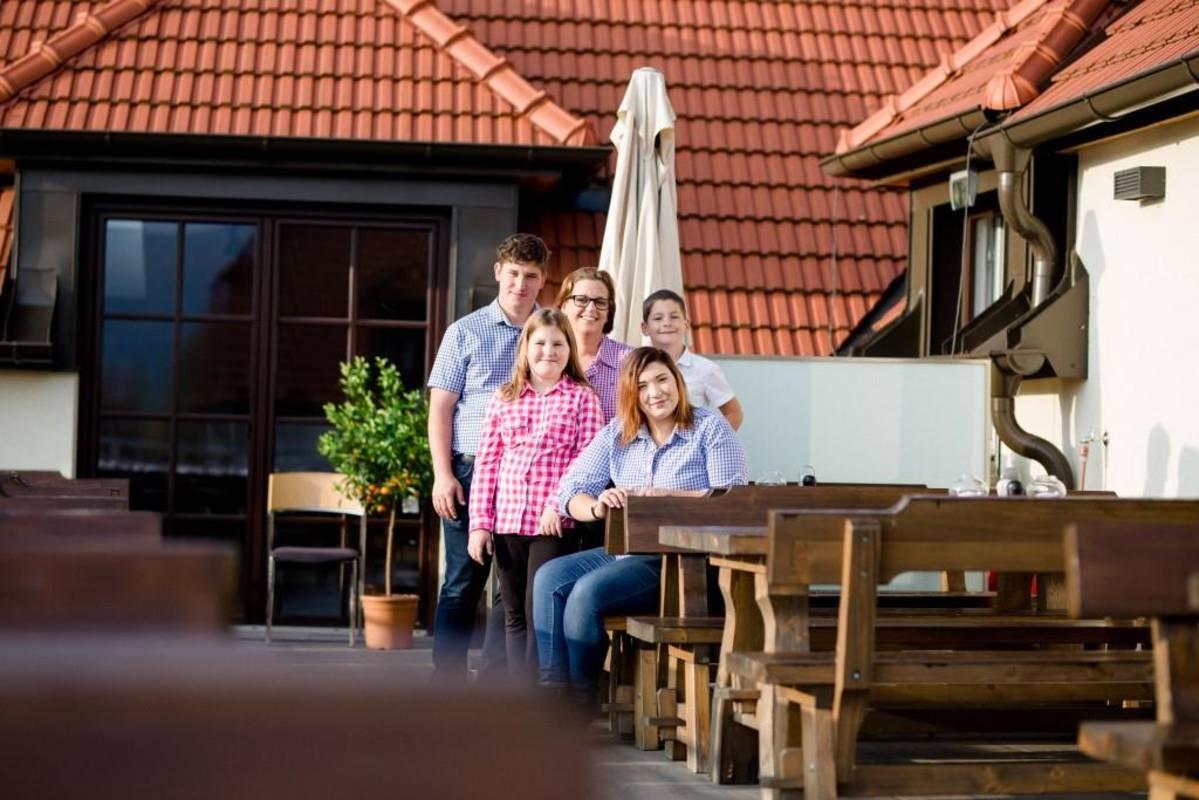 Familie Kropf