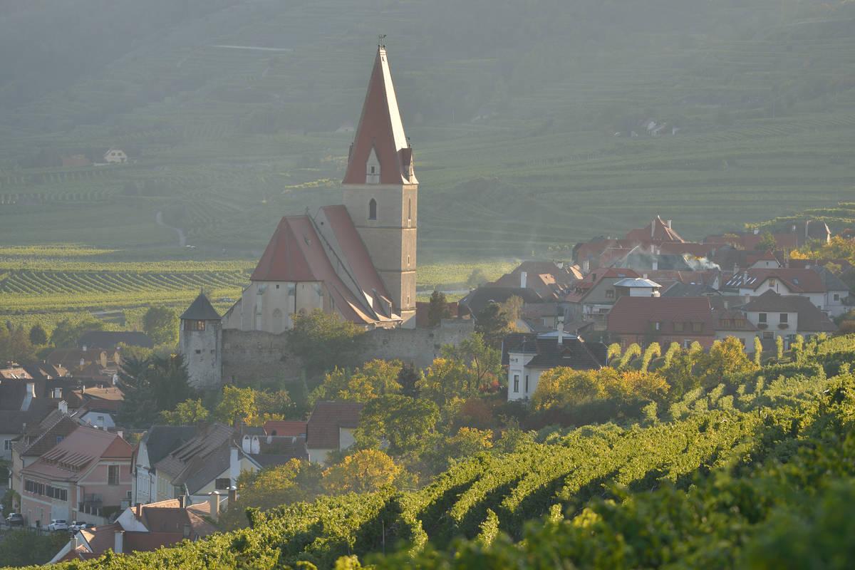 Weißenkirchen Ortsansicht