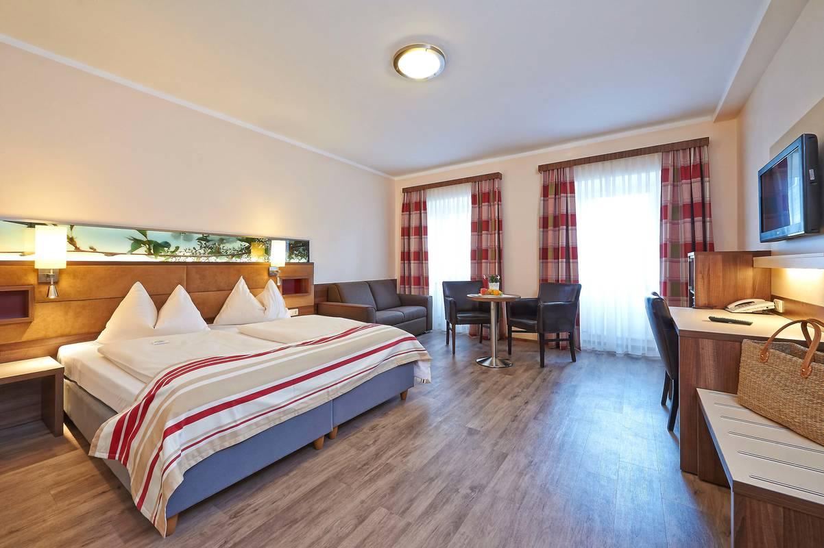Hotel Schachner Doppelzimmer