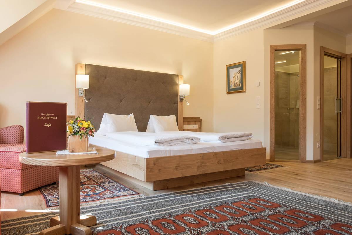 Zimmer im Hotel Kirchenwirt