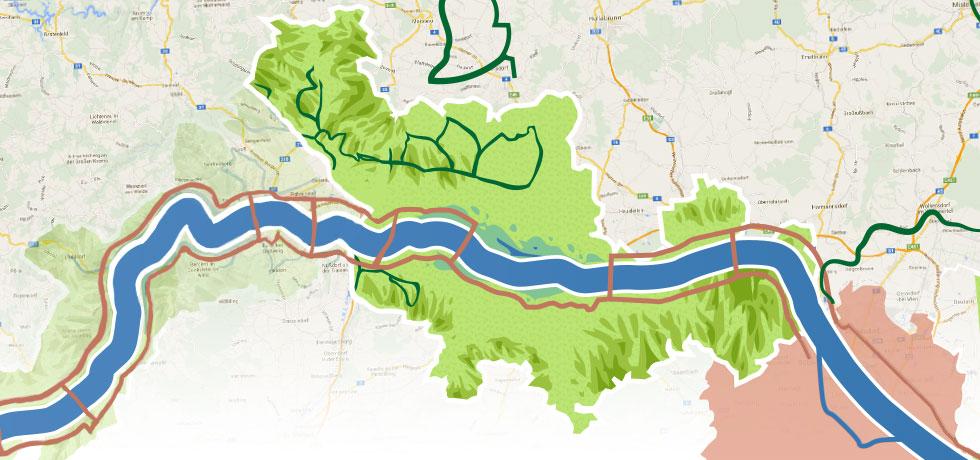 Kamptal-Wagram-Tullner Donauraum