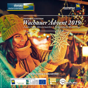Cover Wachauer Advent 2019