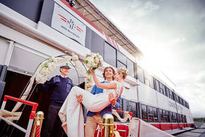 Heiraten DDSG © DDSG Blue Danube, Michael Liebert